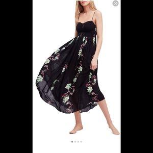 NWT! Free People Beau Slip Dress